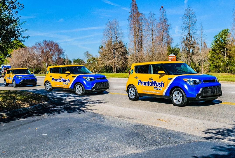 mobile auto detailing service